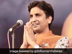 Is Kumar Vishwas, AAP's Founder Member, Headed To BJP? His Response