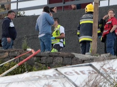 29 Killed After Tourist Bus Crashes On Madeira Island In Portugal