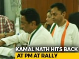 Video: Kamal Nath, Son Nakul File Nomination In The Backdrop Of Income Tax Raids