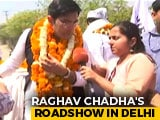 Video : South Delhi Wants Change From <i>Goonda Raj</i>: AAP's Raghav Chadha