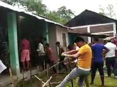 General Election 2019: Voting Disrupted After Violence Erupts In Manipur Polling Station