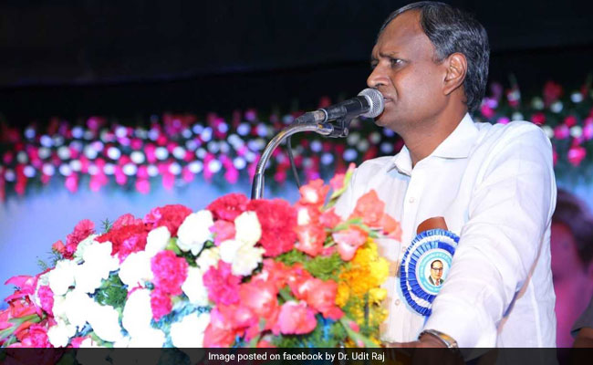 Haven't Decided On Quitting BJP But Party Forcing Me To Leave: Udit Raj