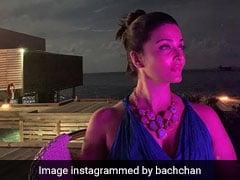 Aishwarya Rai Bachchan Looks Gorgeous In Husband Abhishek's Anniversary Special Post