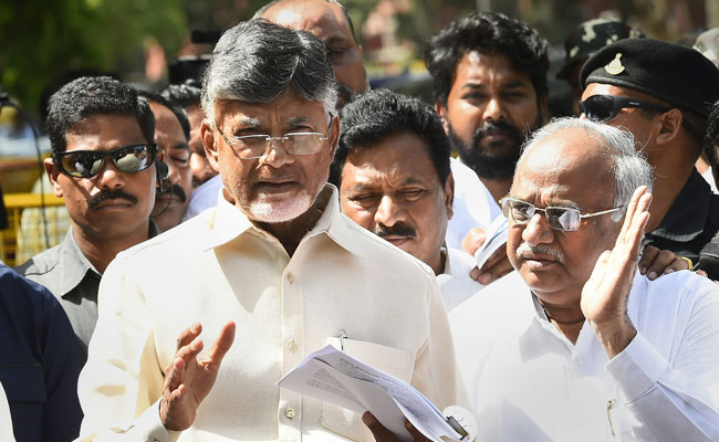 Chandrababu Naidu Drove Former Speaker To Suicide, Says YSR Congress