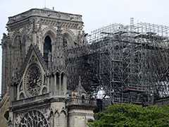 Billionaires, Private Donors Pledge Funds To Rebuild Notre Dame