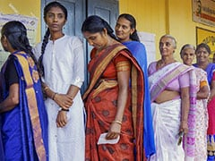 Kerala Polls 77.68% Votes, Highest In 30 Years