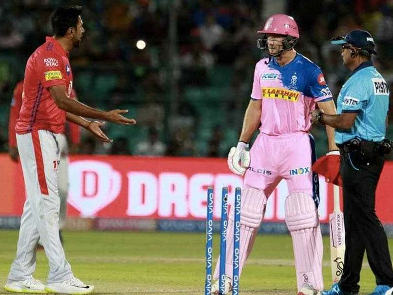 """Asked R Ashwin If He Wishes To Play Cricket That Way"": Jos Buttler After Mankading"