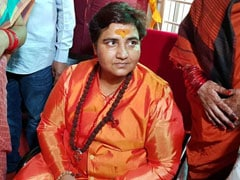 """Take Back My Words"": Sadhvi Pragya After Backlash Over 26/11 Hero Remark"