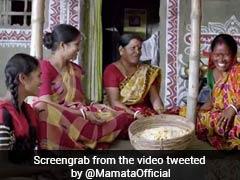 "Watch: Trinamool's ""Ma, Mati, Manush"" Poll Video Projects A Joyful Bengal"