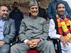Revoking Article 370 Like Tempering With Constitution: Ghulam Nabi Azad