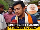 Video : Why BJP's Tejasvi Surya Won't Delete Past Controversial Tweets