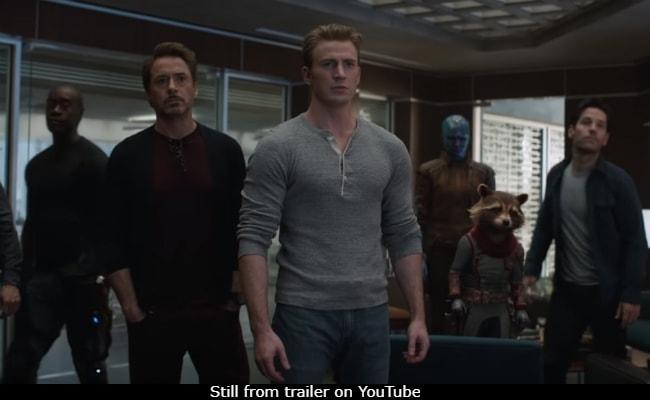 Avengers: Endgame New Trailer: Captain America's Pep Talk Is The Blueprint Of Mission Thanos Takedown