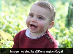 Prince Louis Is All Smiles In 3 New Pics Released By Royal Family