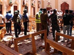 Priest Recounts Moment Bomb Went Off In Lankan Church