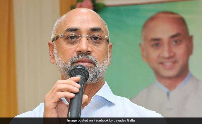 With Rs 680 Crore, Industrialist Jayadev Galla Among Richest Candidates