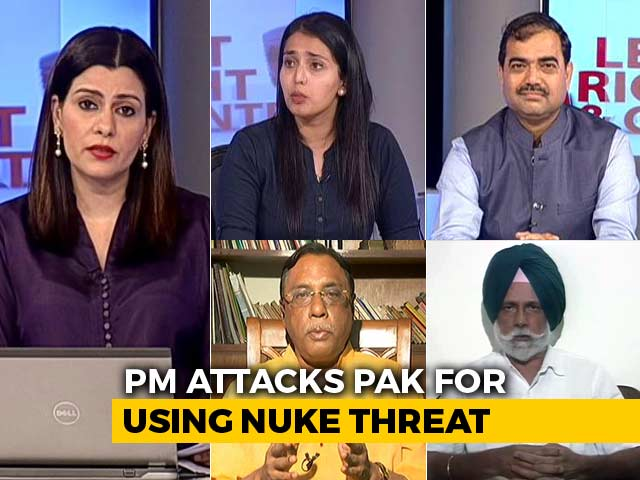 Video : Should Nuclear War Threats Be Made Lightly?