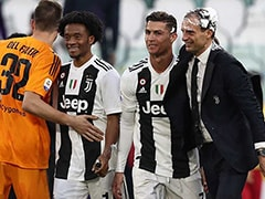 "Cristiano Ronaldo ""1,000 Per Cent"" Committed As Juventus Win 8th Successive Serie A Title"