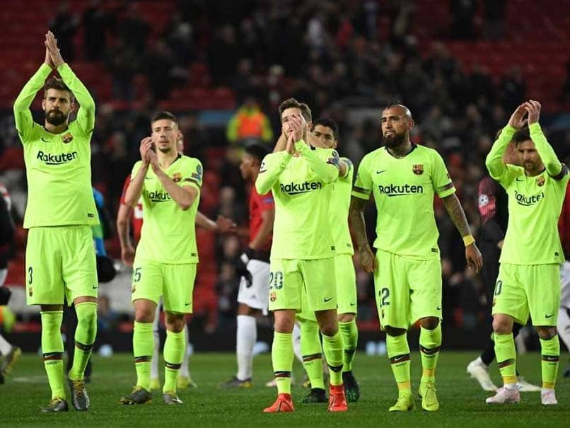 Barcelona In Control After Narrow Win At Manchester United