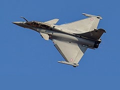 Indian Pilots Fly Rafale Jets At Indo-French Joint Exercise