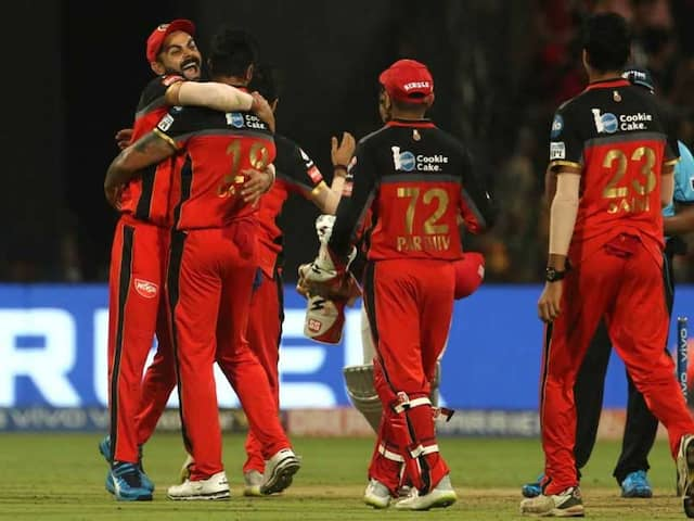 IPL 2019: AB De Villiers, Umesh Yadav Star As Royal Challengers Bangalore Beat Kings XI Punjab To Keep Playoffs Hope Alive