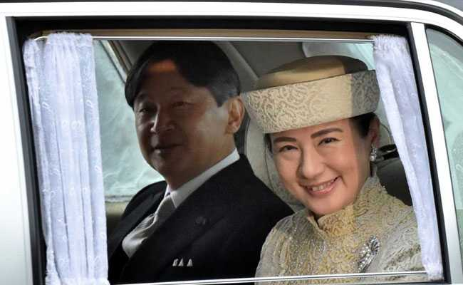 'Overwhelmed Emotionally': Japan Rings In New Era As Naruhito Becomes Emperor
