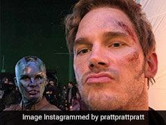 <i>Avengers: Endgame</i> Stars At Work In 'Really Illegal' Video Chris Pratt Filmed On Set