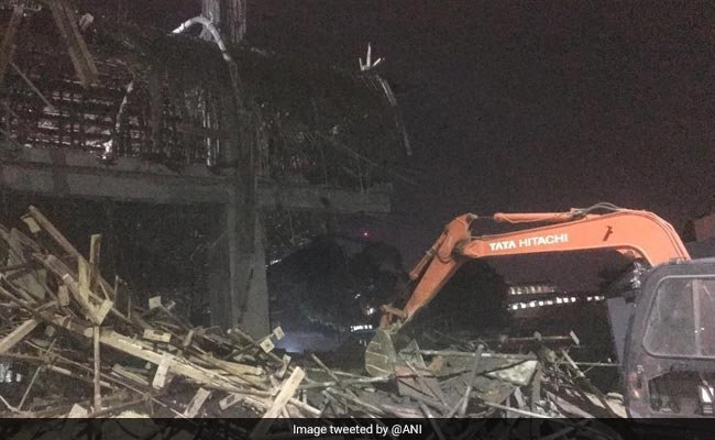 2 Dead After Under-Construction Building Collapses In Bengaluru