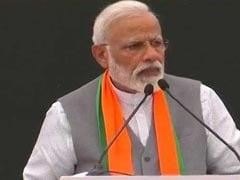 BJP का घोषणापत्र जारी, पीएम मोदी बोले- राष्ट्रवाद हमारी प्रेरणा, अंत्योदय हमारा दर्शन और सुशासन मंत्र