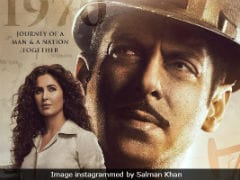 <i>Bharat</i> Poster: Meet Salman Khan And 'Madam Sir' Katrina Kaif