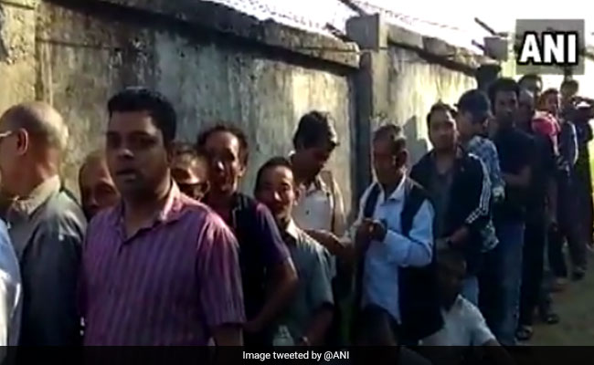 How Officials Faced Leeches, Mountains To Hold Polls In Arunachal Pradesh