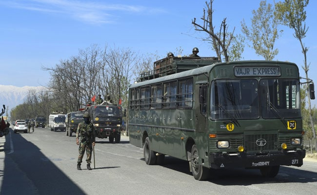 'This Is Kashmir, Not Palestine': Parties Protest Against Highway Ban