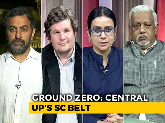 Video : Decoding The Scheduled Caste Vote In Uttar Pradesh