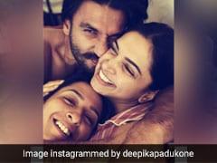 Deepika Padukone's 'Cuddles And Snuggles' Pic With Ranveer Singh, Anisha Padukone Is All Heart