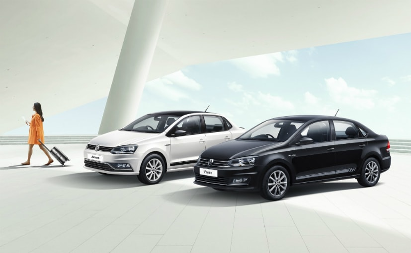 The Volkswagen Black and White editions will be available at all dealerships at no extra cost
