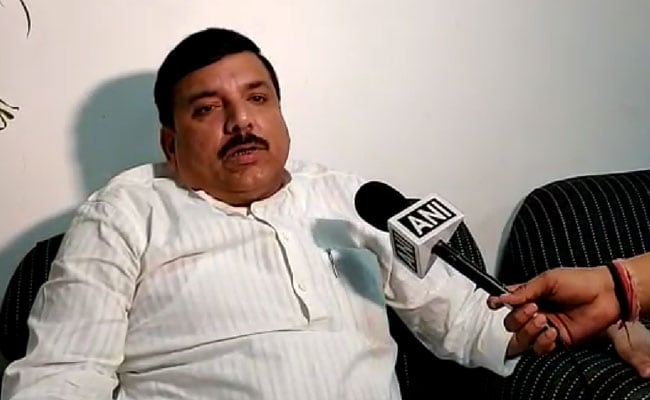 BJP Anti-Poor, Will Withdraw Free Electricity Scheme: AAP's Sanjay Singh
