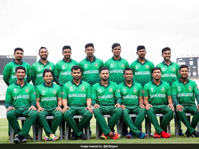 Bangladesh Cricket Board Forced To Change World Cup Jersey Design