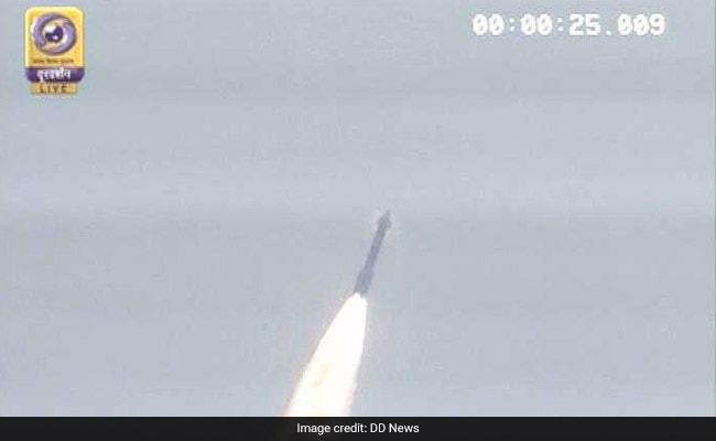 एक और कामयाबी: 'मिशन शक्ति' के बाद अब ISRO ने लॉन्च किया दुश्मन की रडार का पता लगाने वाला सैटेलाइट