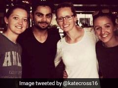 Virat Kohli Wanted To Meet This England Women