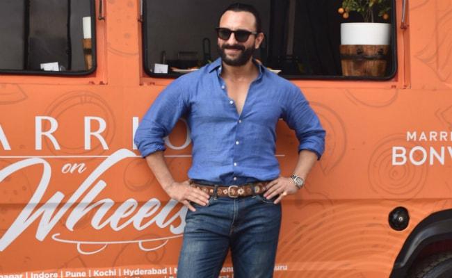 'I Am Very Excited That Sara Is Working With Imtiaz Ali,' Says Saif Ali Khan