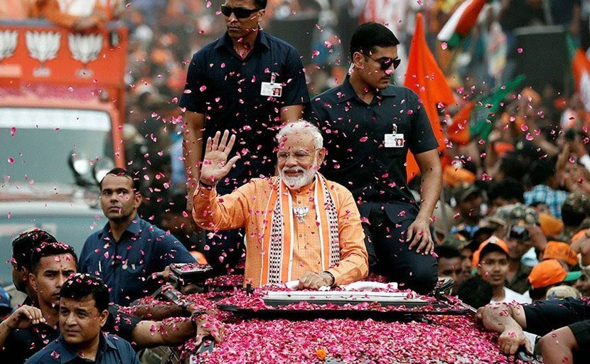 General Election 2019 Live Updates: PM Modi Leaves After Filing Nomination