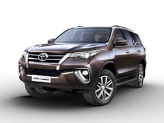 Toyota Hilux SW4/Fortuner Receives 5 Star Rating In Latin NCAP