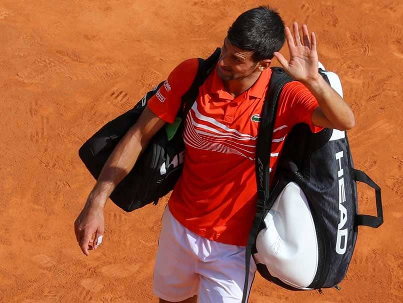 "Novak Djokovic Knocked Out As ""Lucky"" Rafael Nadal Battles On In Monte Carlo"