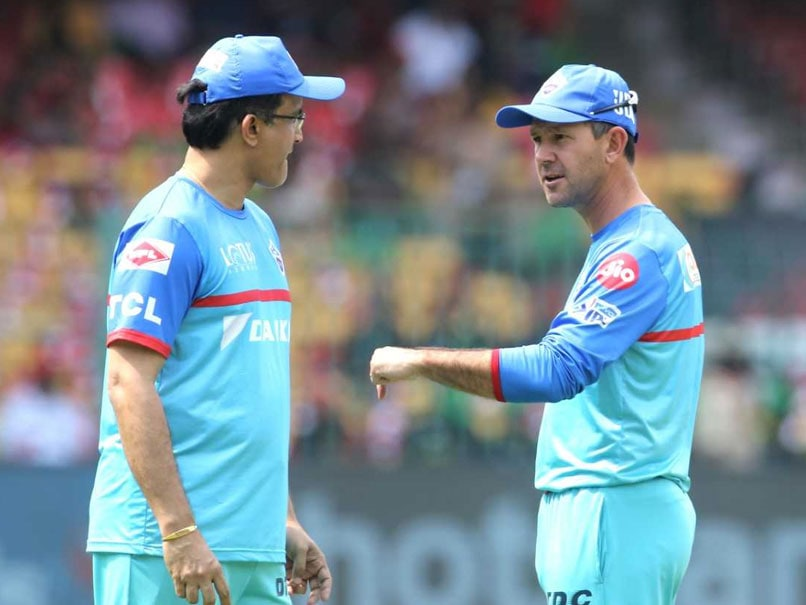 Ricky Ponting, Sourav Ganguly Have Changed Delhi Capitals