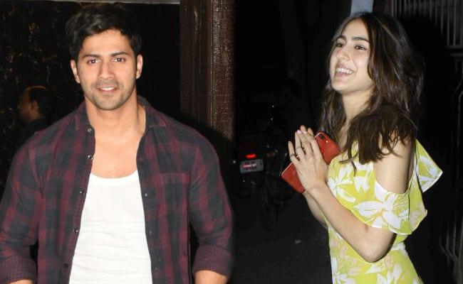 Trending: Varun Dhawan And Sara Ali Khan May Co-Star In Coolie No 1 Remake