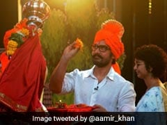 <i>Gudi Padwa Ki Shubhkamnaye</i>: Tweet Aamir Khan, Amitabh Bachchan And Other Bollywood Celebs