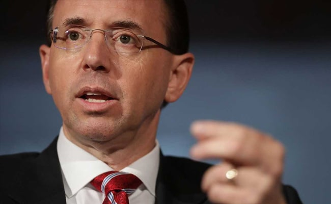 US Deputy Attorney General Who Oversaw Mueller Probe Resigns