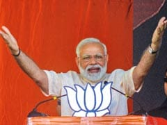 """Arvind Kejriwal's Party Moves Poll Body Against """"NaMo TV"""""""