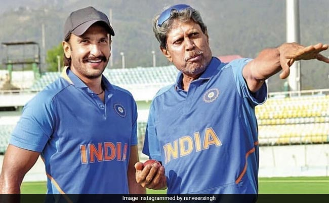 Watch: What Ranveer Singh Told '83 Crew Before Kapil Dev Joined The Sets