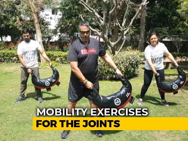 Video : Mobility Exercises For The Joints