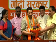 Elections 2019: Actor Sunny Deol Joins BJP